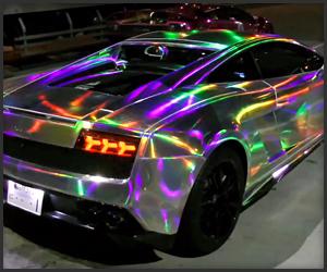 Rainbow Lambo