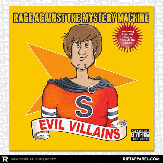 Ript Parody Album Covers