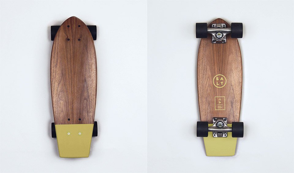 Salt Surf Skateboards