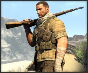 Sniper Elite 3 (Gameplay)