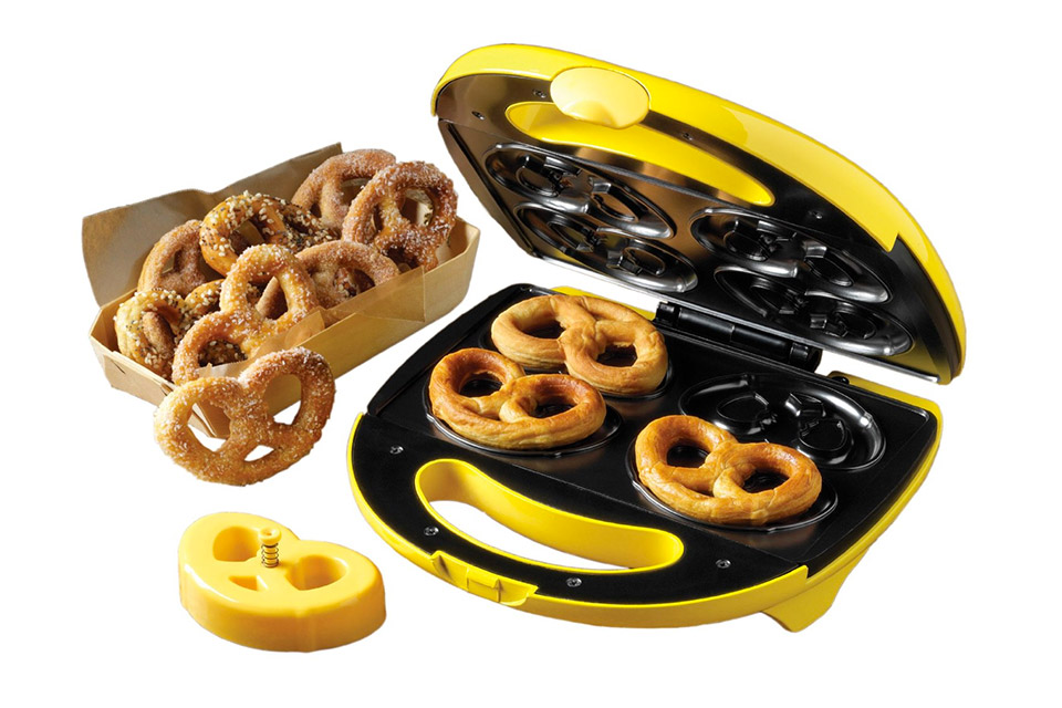 Soft Pretzel Machine