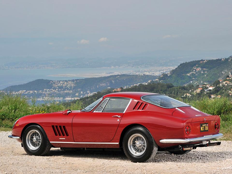 McQueen's 67 Ferrari 275