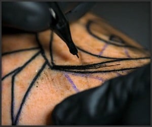 Tattooing in Slow-Motion