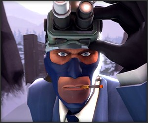 Team Fortress 2 x MGS
