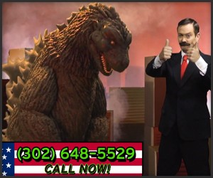 The Godzilla Lawyer