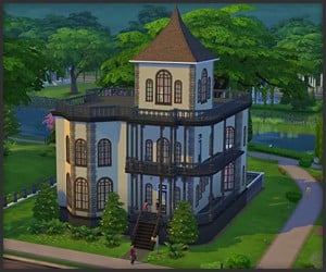 The Sims 4: Home Building