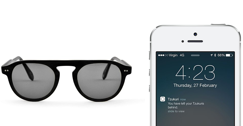 Tzukuri Bluetooth Sunglasses