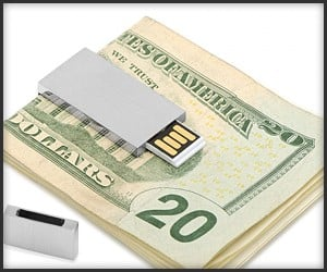 USB Money Clip