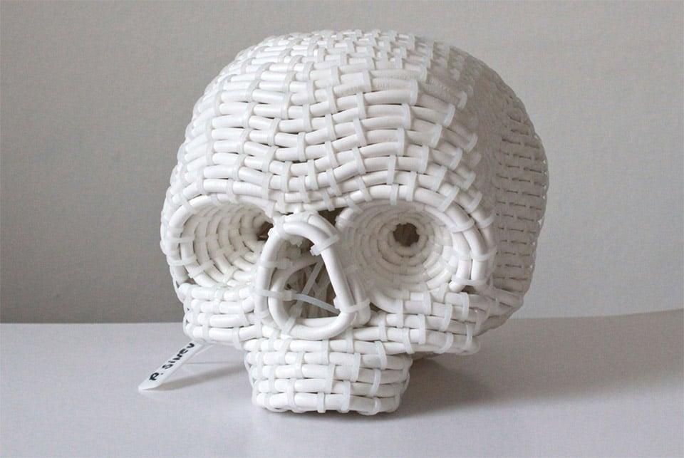 Cable Tie Sculptures