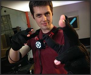 Control VR Motion Sensor
