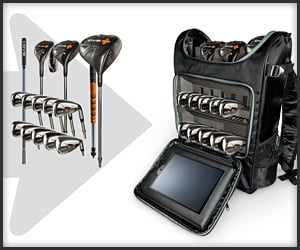 DV8 Golf Clubs