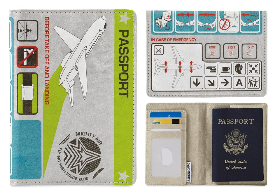 Mighty Passport Wallets