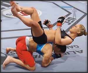 EA UFC Glitches Commentated