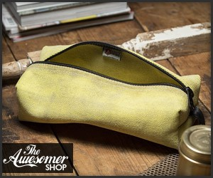 Fire Hose Dopp Kit