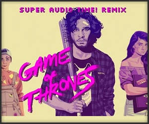 Game of Thrones: '80s Remix