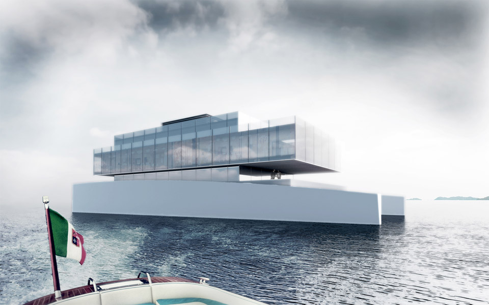 The Glass Yacht