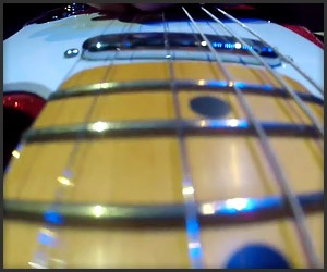 GoPro Slide Guitar