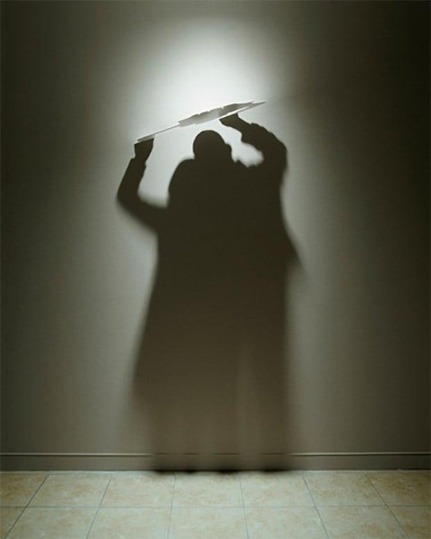 Shadow Illusion Art