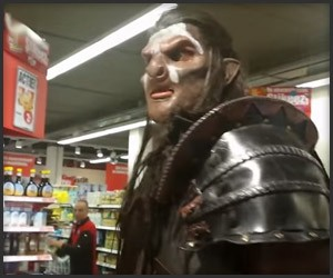 Lord of the Groceries