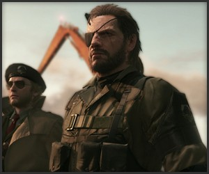 MGS V: The Phantom Pain (Trailer)