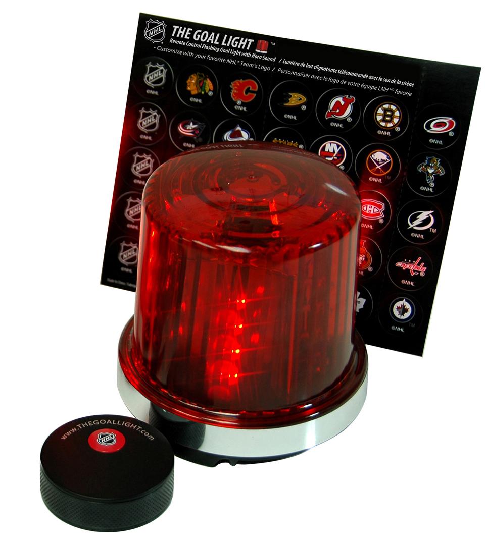 NHL Goal Light & Horn