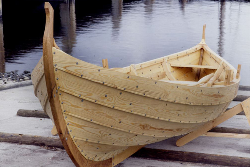 Own a Viking Ship