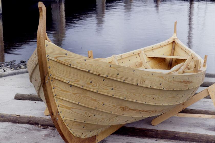 Own a Viking Ship