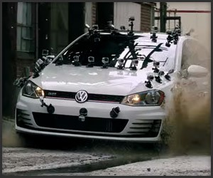 2015 VW Golf GTI Interactive Ad