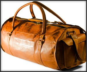 The Champion Duffle Bag