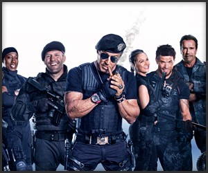 The Expendables 3 (Trailer)