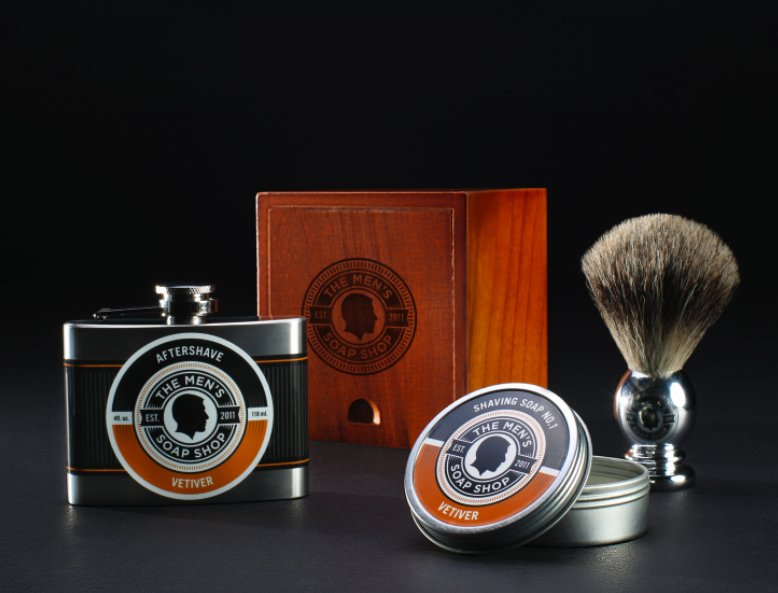 The Men's Soap Shop Aftershave