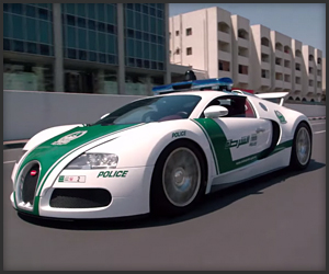 The World's Fastest Police Cars