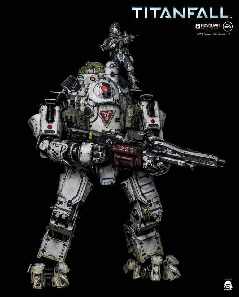 Titanfall Atlas Action Figure
