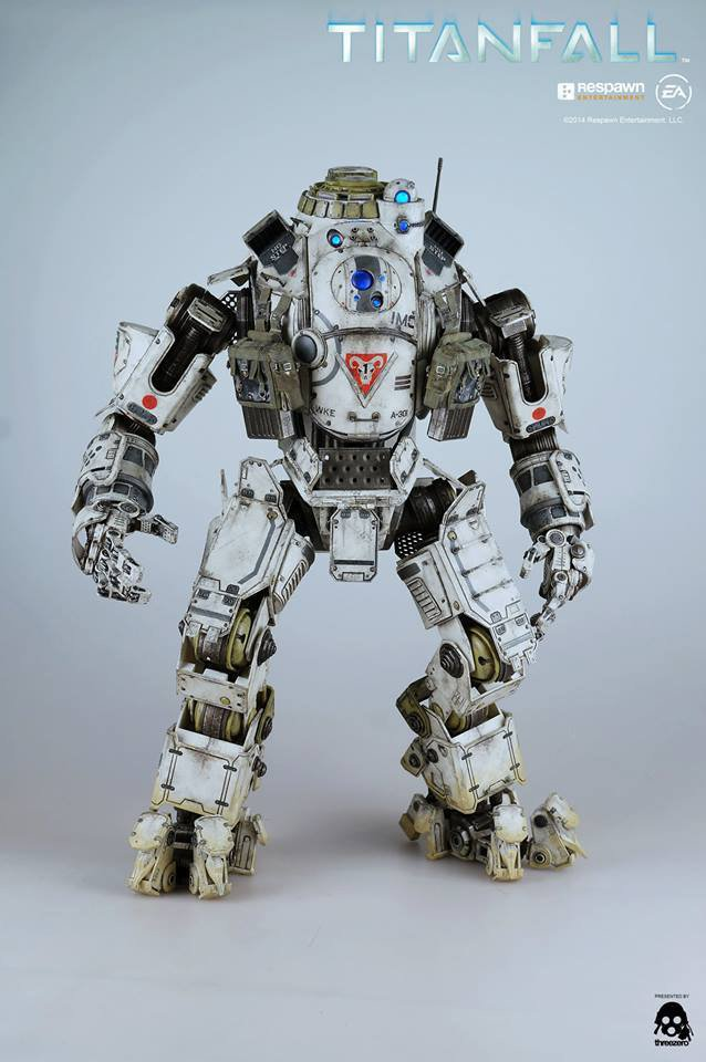 Titanfall Atlas Action Figure