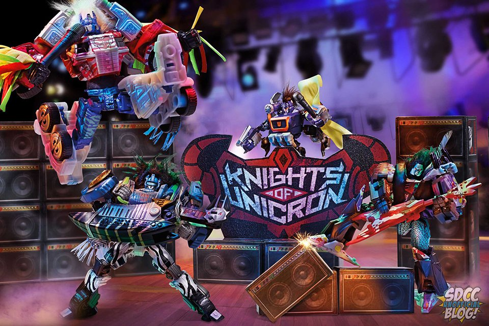 Transformers Knights of Unicron