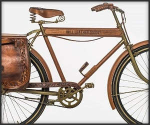 WILL Leather Bicycle