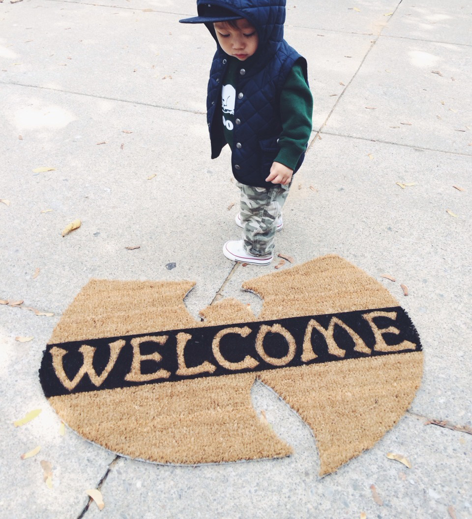 WU Welcome Mat