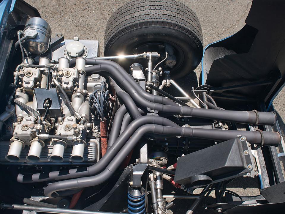1963 Lola Mk6 GT