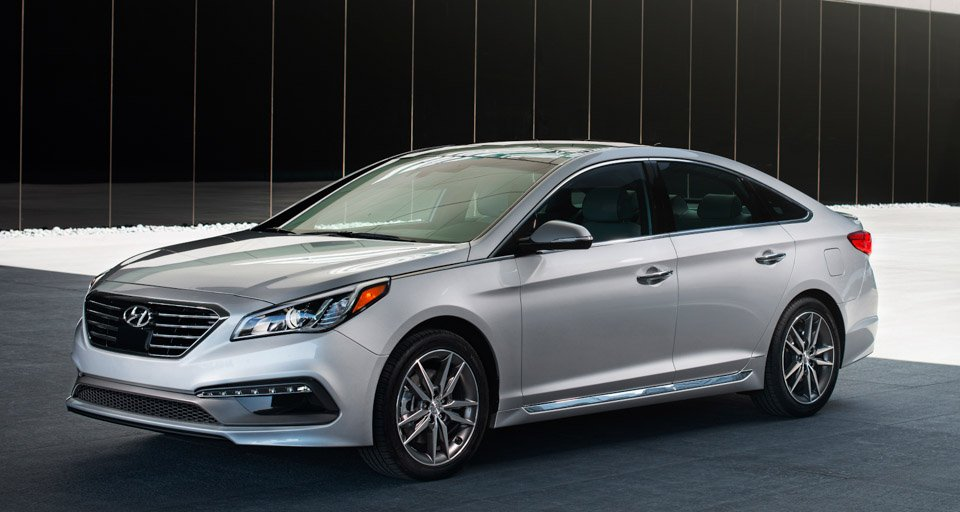 2015 Hyundai Sonata Sport 2 0T The Awesomer