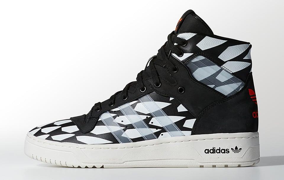 Adidas Rivalry Hi Battle Pack