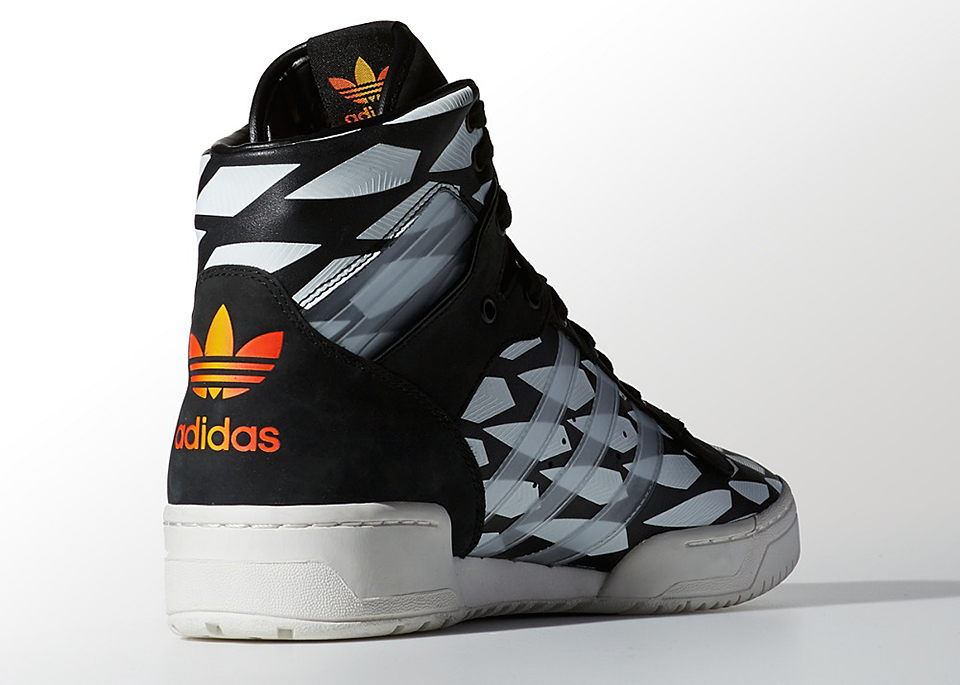 Adidas Rivalry Hi Battle Pack