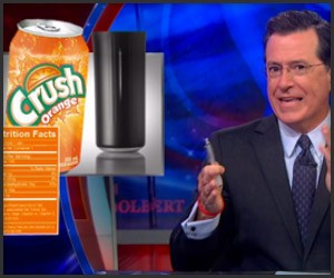 Colbert vs. Vessyl