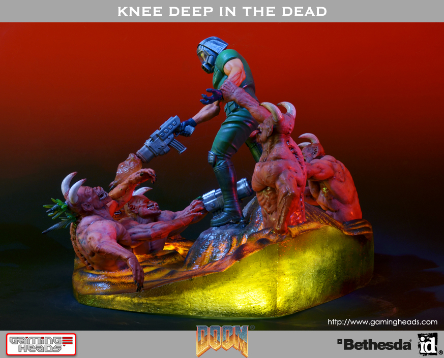 Doom: Knee Deep in the Dead