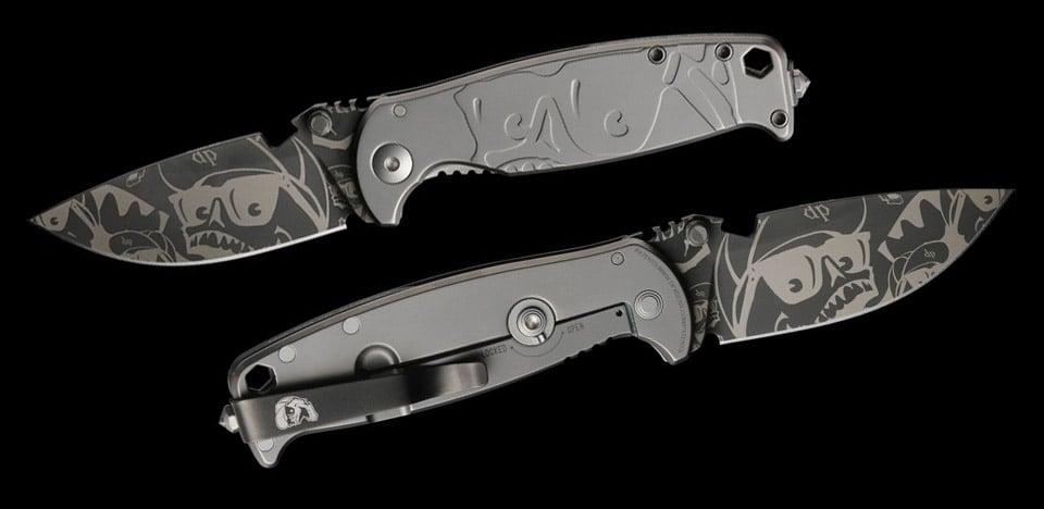 DPx HEST/F Mr. DP Knife