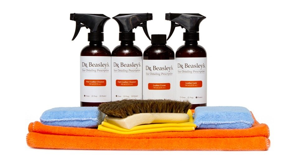 Win: Dr. Beasley's Leather Care