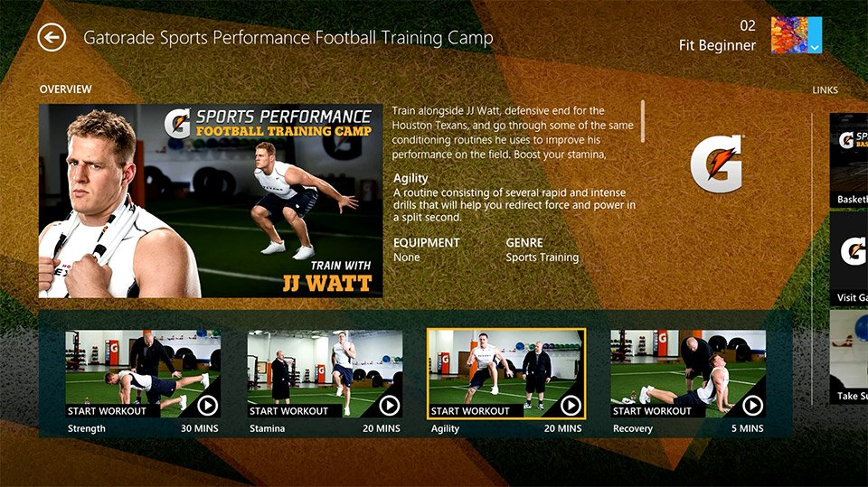 Gatorade Sports Performance