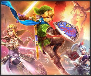 Hyrule Warriors (Trailer 2)