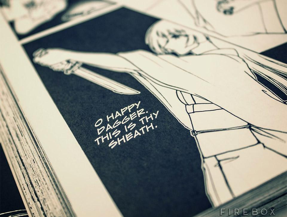 Manga Shakespeare