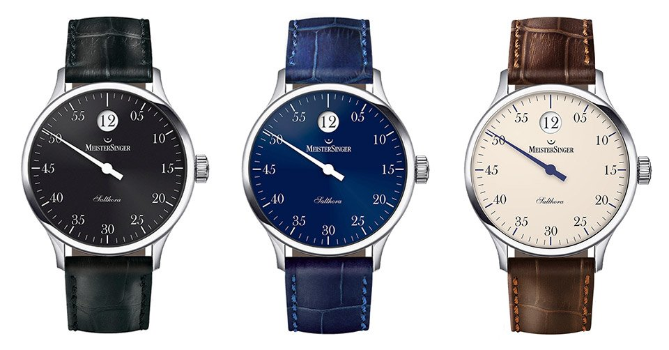 MeisterSinger Salthora Watch
