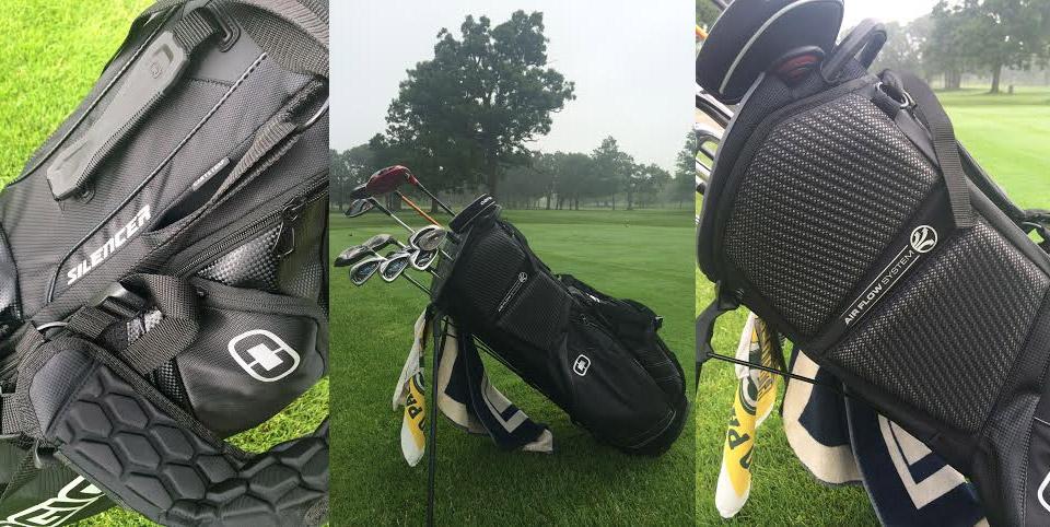 OGIO Silencer Golf Bag